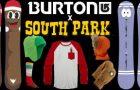 Burton x South Park