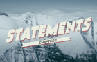 Statements – Exploring Swedish Alps