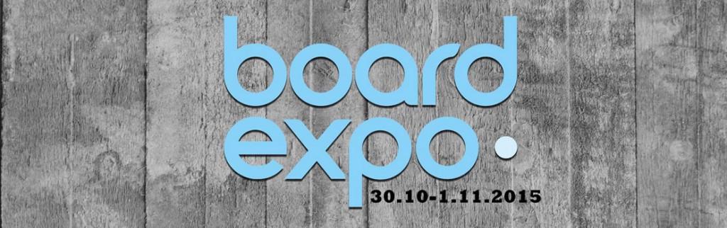 Boardexpo 30.10. - 1.11.