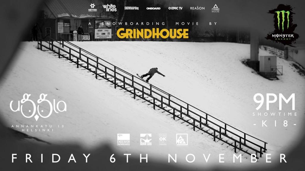 Grindhouse Afterlife Premiere 6.11.