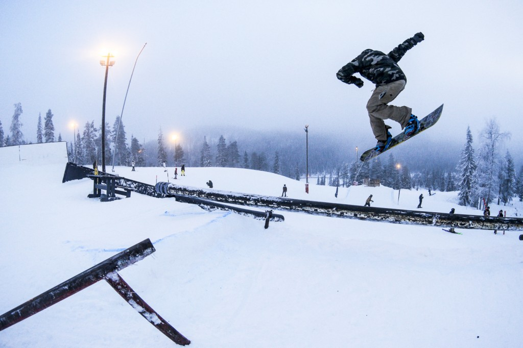 Hot Dogs & Hand Rails 2015 -Jälkipyykki