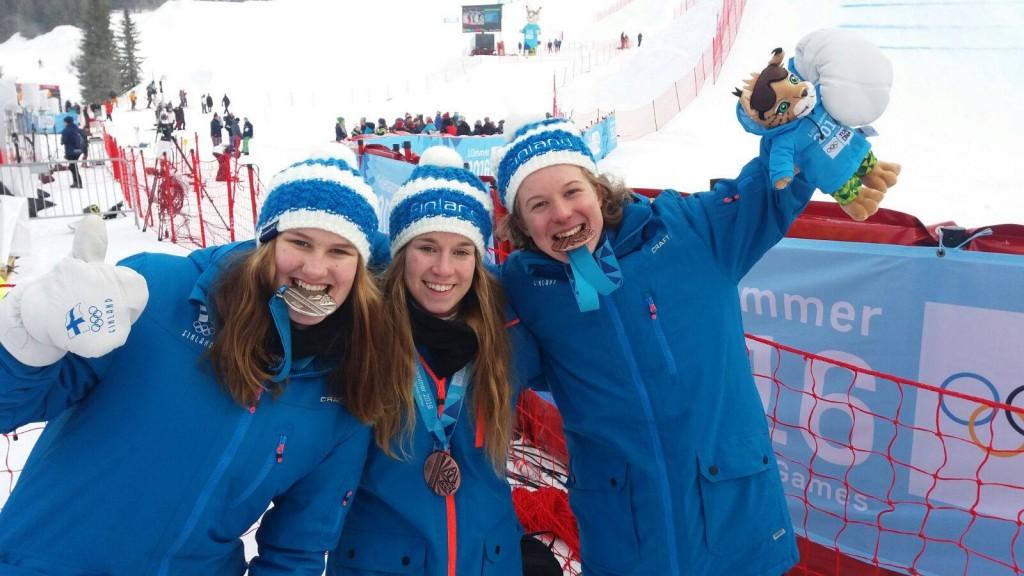 Lillehammer 2016 - Nuoriso voitokkaana!