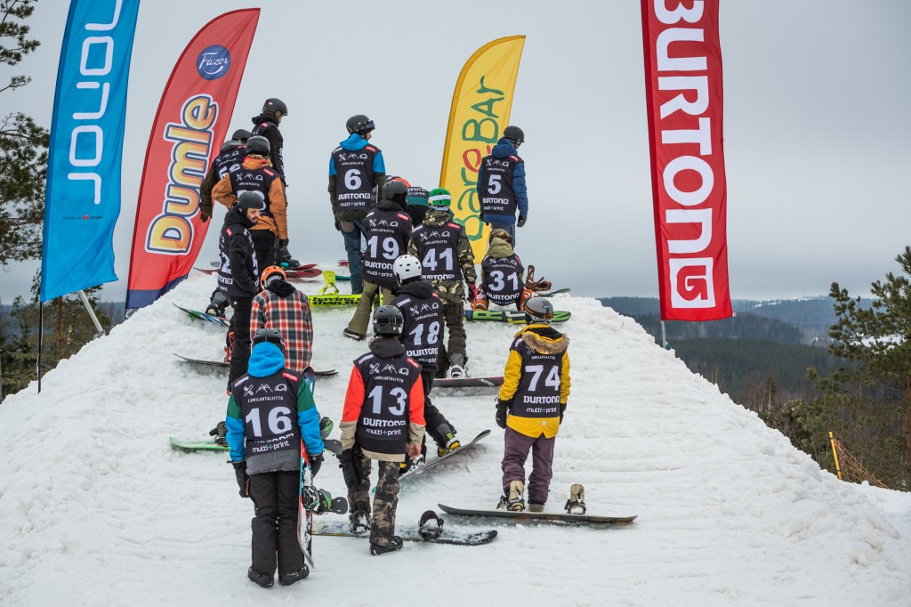 Banked Slalom - Tornikeskus