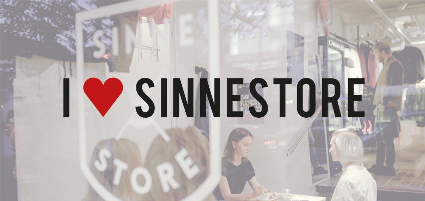 I Love Sinne Store