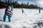 Banked Slalom, Sappee 27.3.