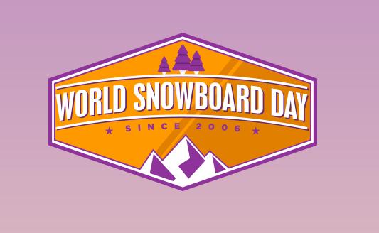 World Snowboard Dayta juhlistetaan ympäri Suomen 22.1.2017
