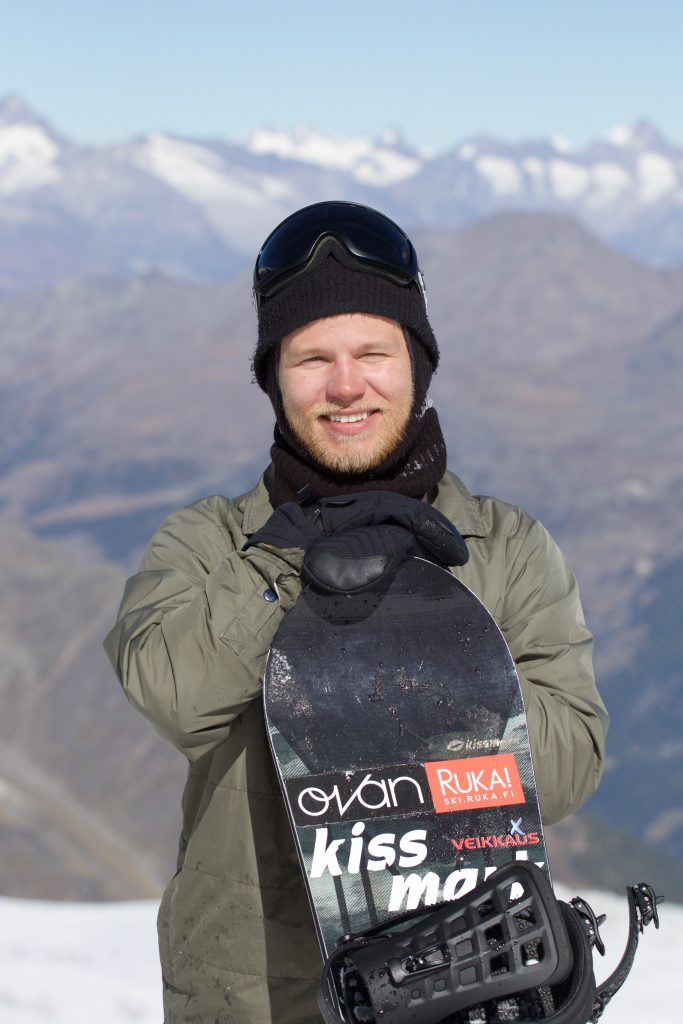 Paumola slopestylen avauksessa neljänneksi