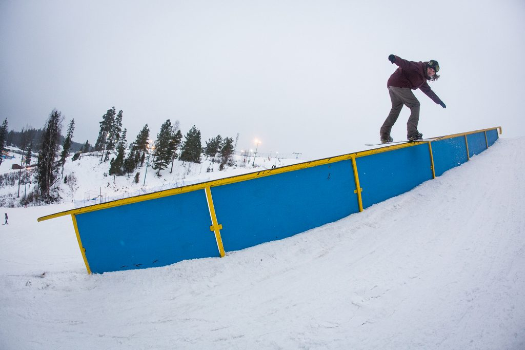 Serena Slopestyle Cup 9.2.