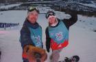 Rukajärvi neljänneksi X Gamesin slopestylessä Norjassa