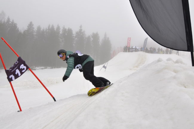 Sappee Banked Slalom Tour