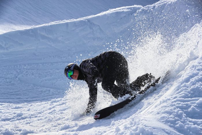 Suur-Hamari toiseksi Dew Tourin banked slalomissa