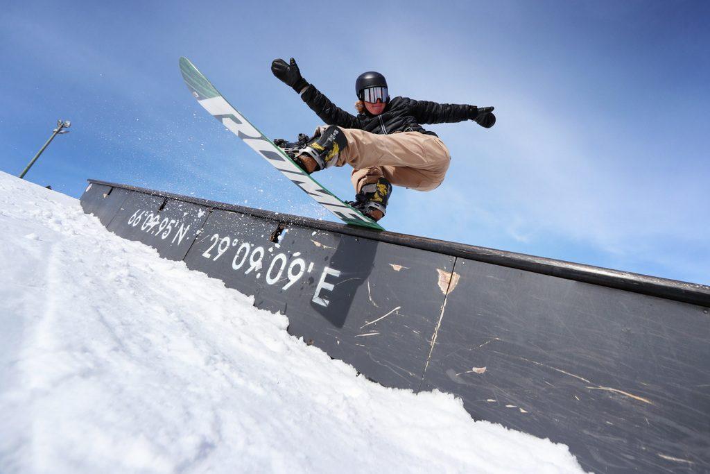 Rinnekankaalle uransa paras sijoitus - neljänneksi Snowmassin maailmancupissa