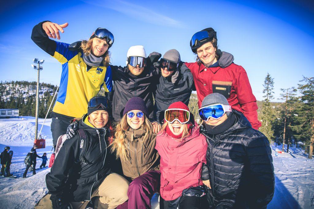Rehnberg ja Suitiala slopestylen Suomenmestareiksi