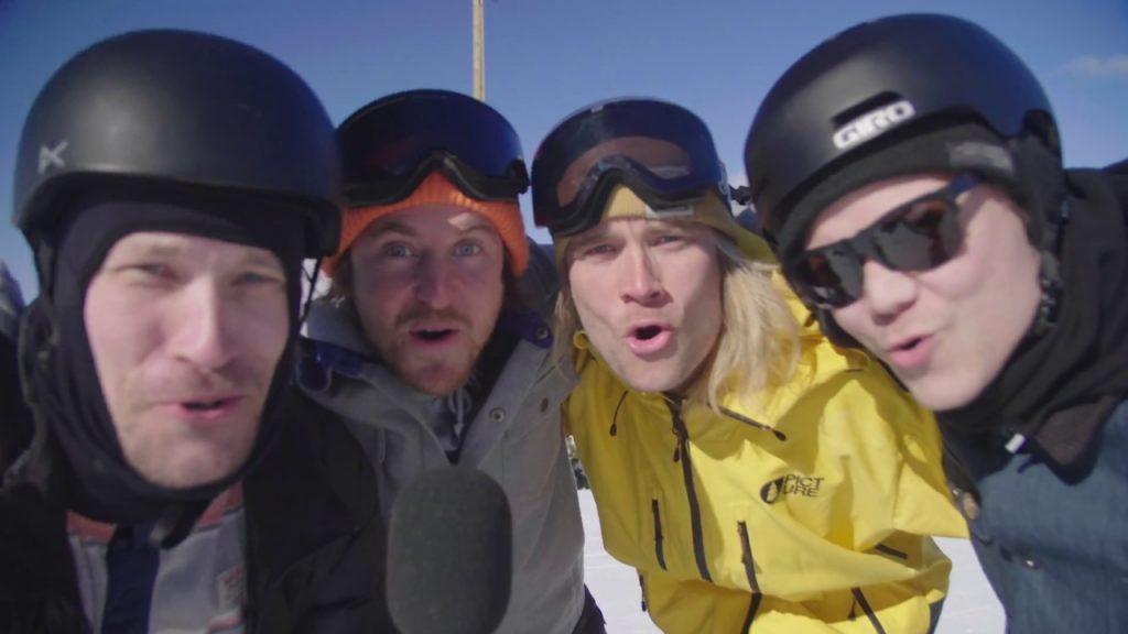 Finnish Snowboarding Championships: Ruka SM