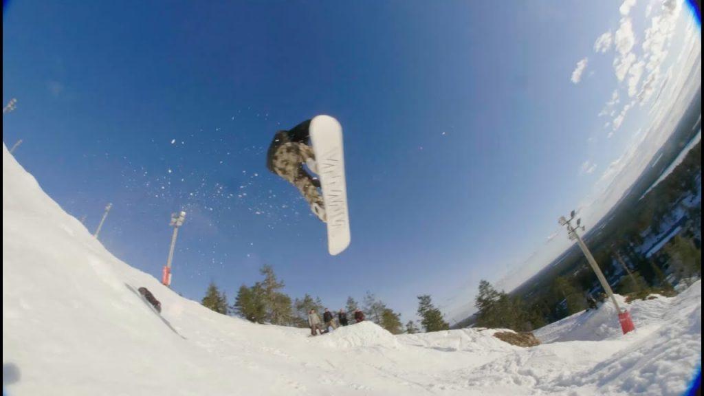 Vimana Snowboards Soumi Vacation Ruka