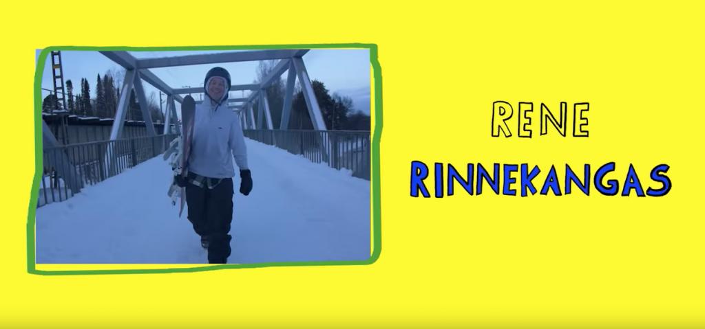 Rene Rinnekangas - Everybody, everybody