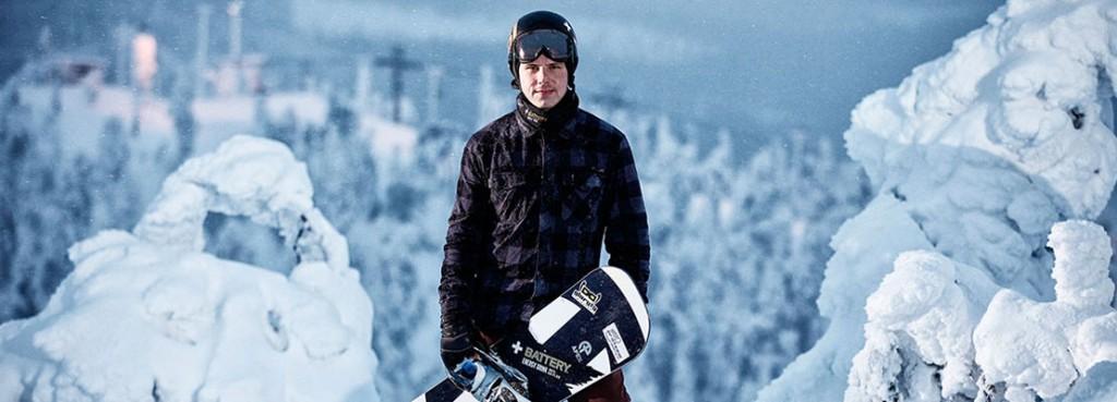 Cross-laskija Matti Suur-Hamarin kausi 2014/15