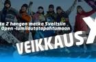 Voita 2 hengen matka Sveitsiin, Laax Open –lumilautatapahtumaan!