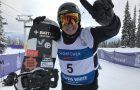 Suur-Hamari myös banked slalomissa voittoon