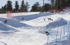 Banked Slalomin SM-kisat toistamiseen Tahkolla