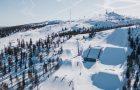 Pohjoismaiden ensimmäinen ja ainoa täysimittainen alastulopatja on hankittu Rukalle pysyvästi – lumille päästään jo lokakuun alussa