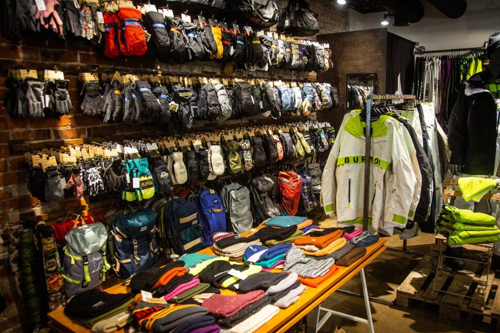 Burton Store Helsinki - Kauden tuotekatsaus
