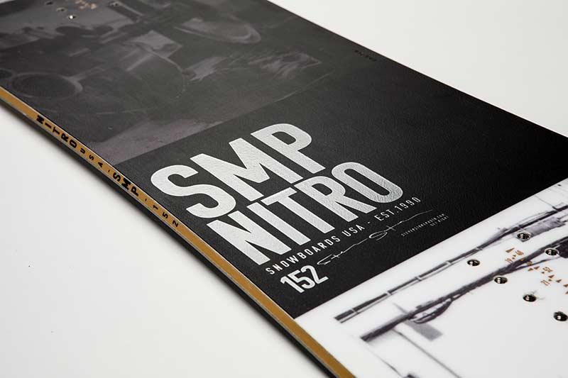 Nitro SMP - Lautaesittely
