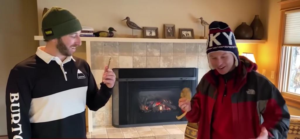 Real Snow 2020: Rene Rinnekangas kultamitalivideo