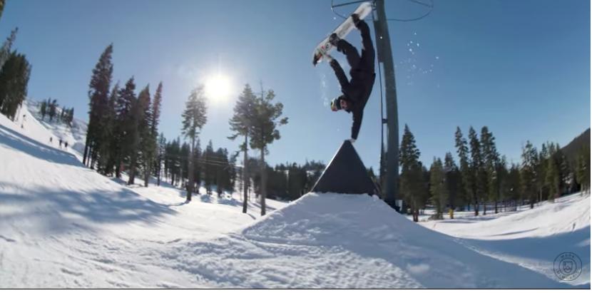 Boreal - Woodward Tahoe - Mark McMorris