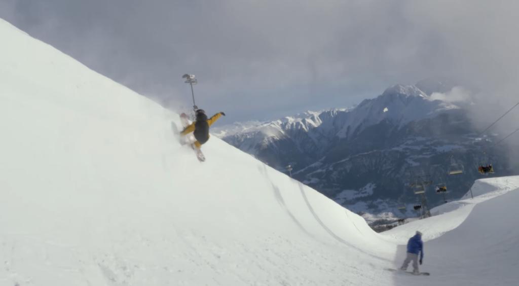 Nitro Snowboards - LAAX LAPS